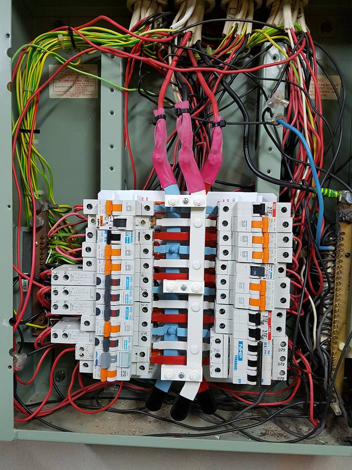 Switchboard Repair in Eastern Suburbs
